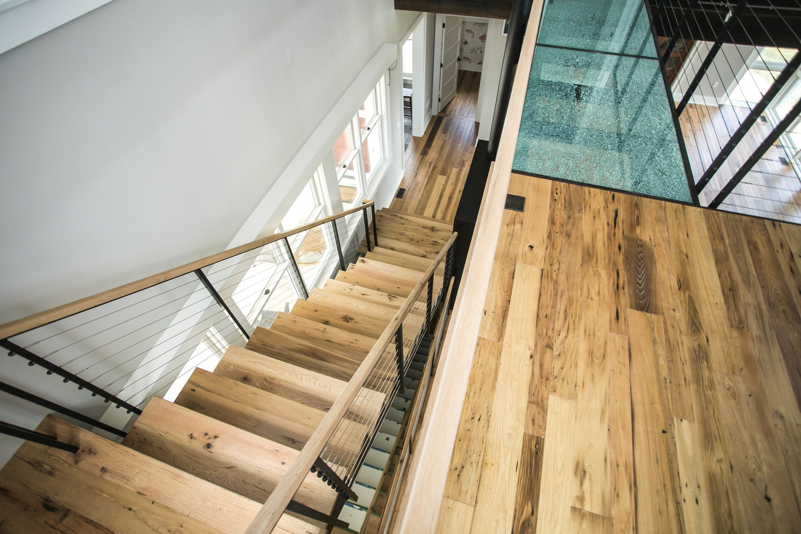 Hardwood Floor Design Services